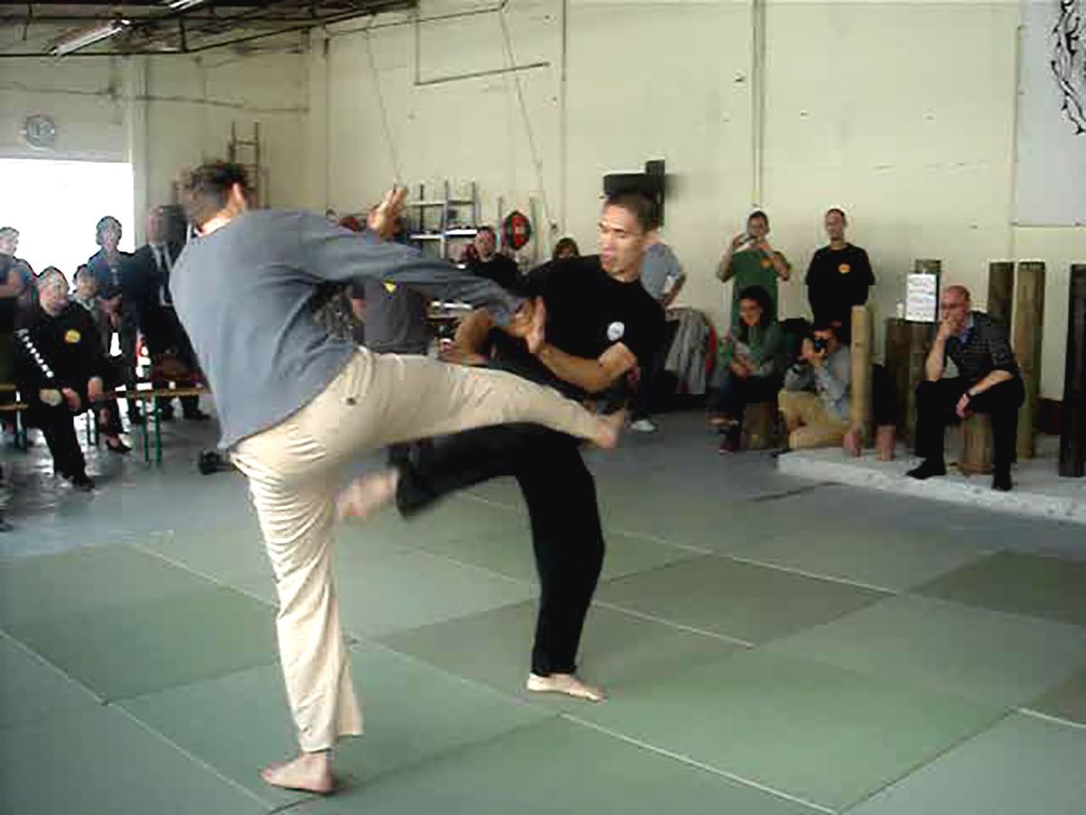 There are formidable applications, strategies and force training found in kungfu for any body type
